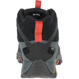 Merrell Moab FST 2 GTX Mid-Cut Schuhe Herren black/granite